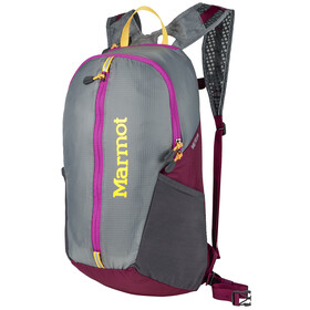 Marmot Kompressor Meteor Backpack Grey Storm/Deep Plum